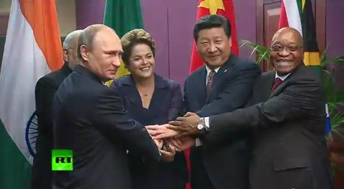 Putin G20 BRICS