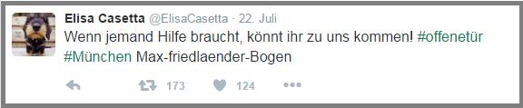 #offenetür_München